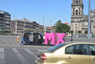 Zócalo görüntü. cdmxsign zocalo mexicocitymexico nikond610 nikkor35105mmƒ3545af geotagged