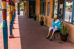 Resting Mannequin