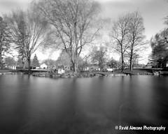 Pond at Congress Park