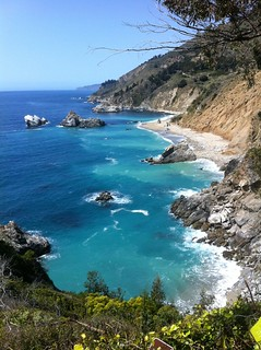 Perfect coastal view