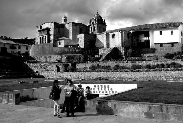 Como é o City-tour em Cusco
