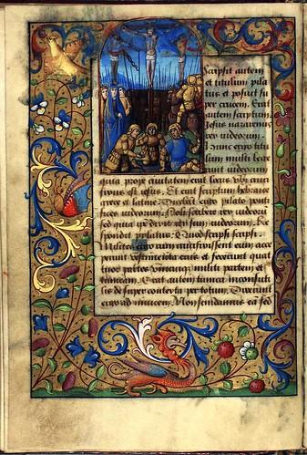 018-Book of Hours -GKS 1610 4º-Det Kongelige Bibliotek
