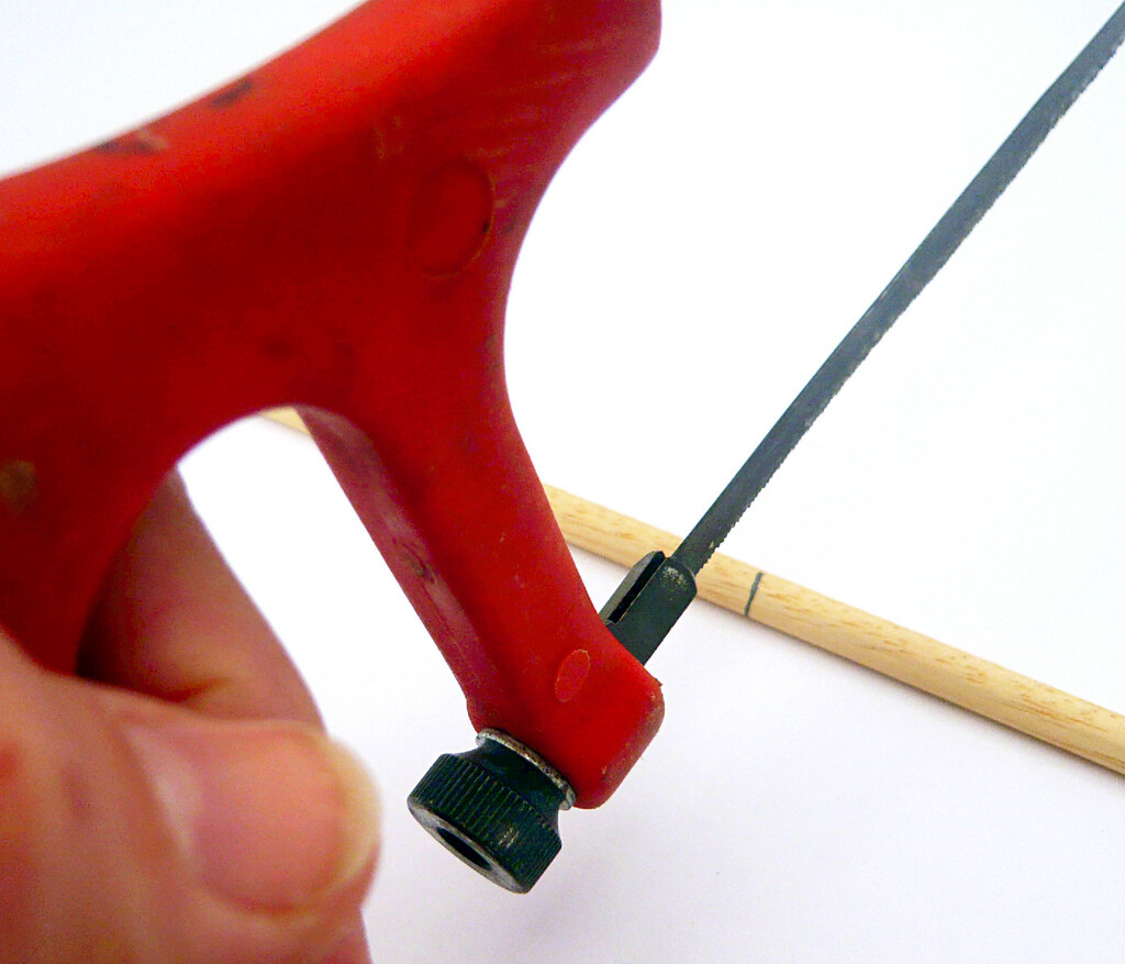 diy knitting needles