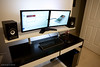 Ikea MICKE Desk Hack by aaronactive.net