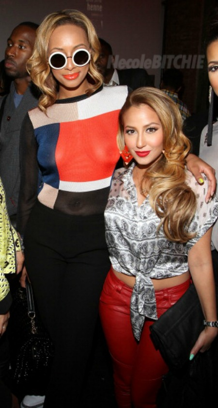 Keri-Hilson-and-Adrienne-Bailon-Hennessy-Wild-Rabbit
