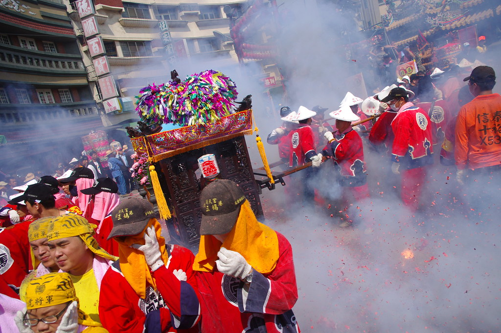 2012/4/9北港迓媽祖