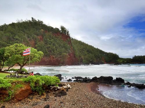 Koki Beach, Maui