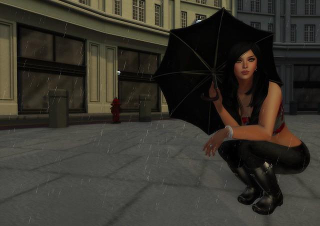 Rain on Down Me