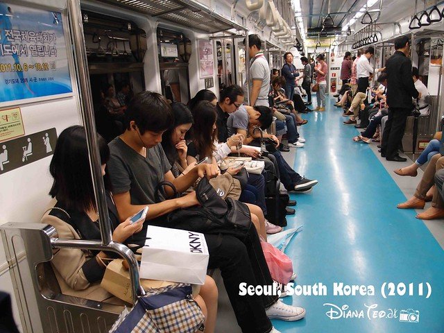 Seoul Subway 04