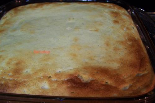 Tarta de queso y alcachofas con chocolate (2)