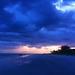True Blue Sunset