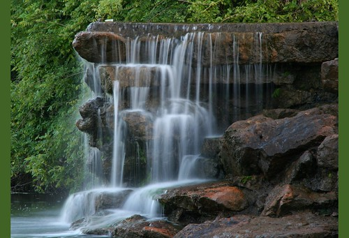 pictures longexposure original water creativity waterfall scenery rocks soft image crystal pics dusk kentucky ky unique widescreen creative picture pic images christian creation louisville writer write create capture papajohns louisvilleky writes louisvillekentucky corporateheadquarters officepark crystalwriter