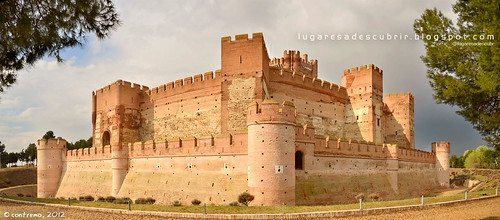 Castillo de la Mota, Medina del Campo (Valladolid, Castilla y León)