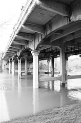 Sabine Street Bridge over Buffalo Bayou 1202181501W