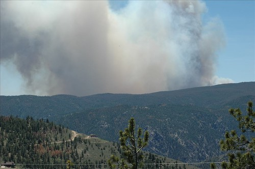 wildfire coloradowildfire highparkfire glacierviewmeadows 11thfiling poudrecanyonburning