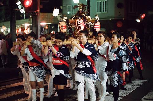 十六区上若 / 松原神社例大祭 2012 by Lono_Luno