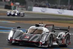 ルマン決勝2『Photo:Audi Sport』