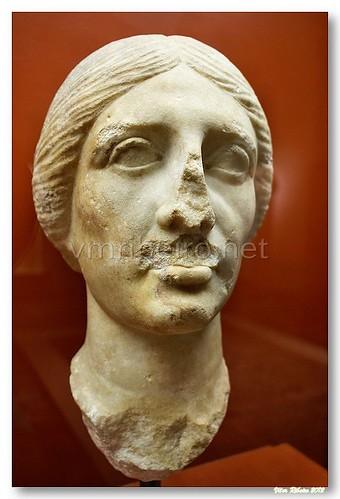 Escultura romana #3 by VRfoto