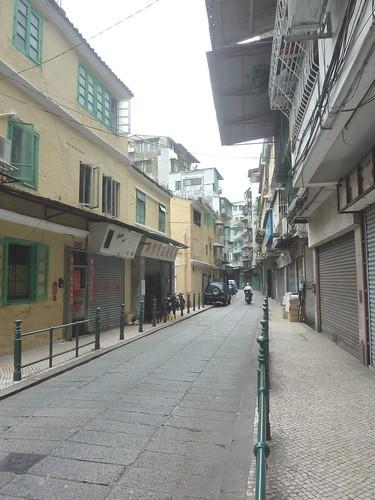 C-Macao - Vieille Ville-Ruelles et Parcs (11)