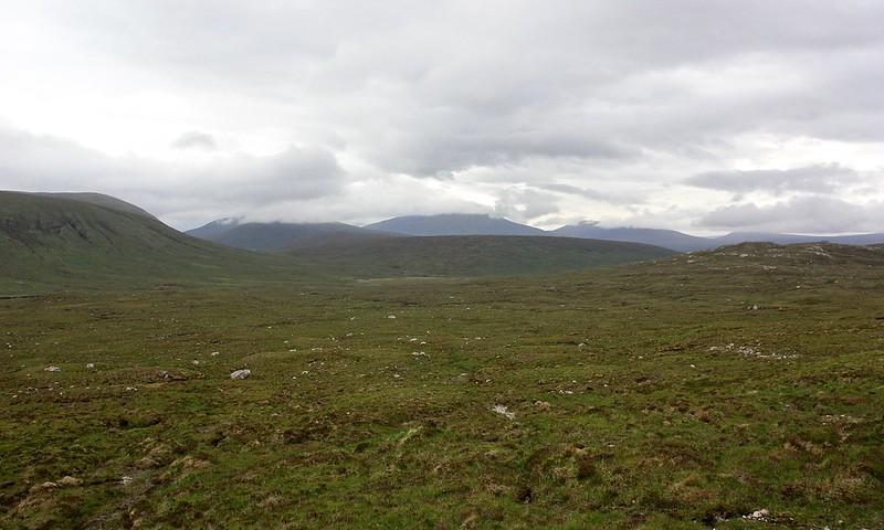 Towards Fionn Bheinn