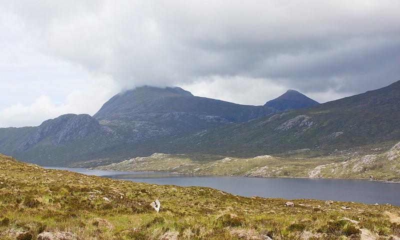 A' Mhaighdean and Ruadh Stac Mòr