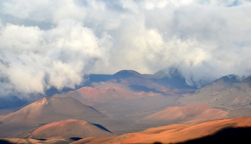 Haleakala National Park, Maui island, Hawaii