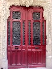 Door - rue de Richelieu