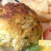 It's #lump ! It's in my gut. #maryland #crab #cake
