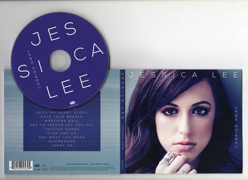 Jessica Lee   Carried Away (2013) (MP3 + iTunes Plus AAC M4A) [Album]