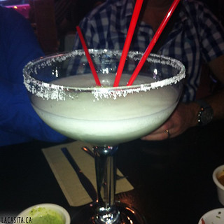 Bottoms up super margarita gastown vancouver bc