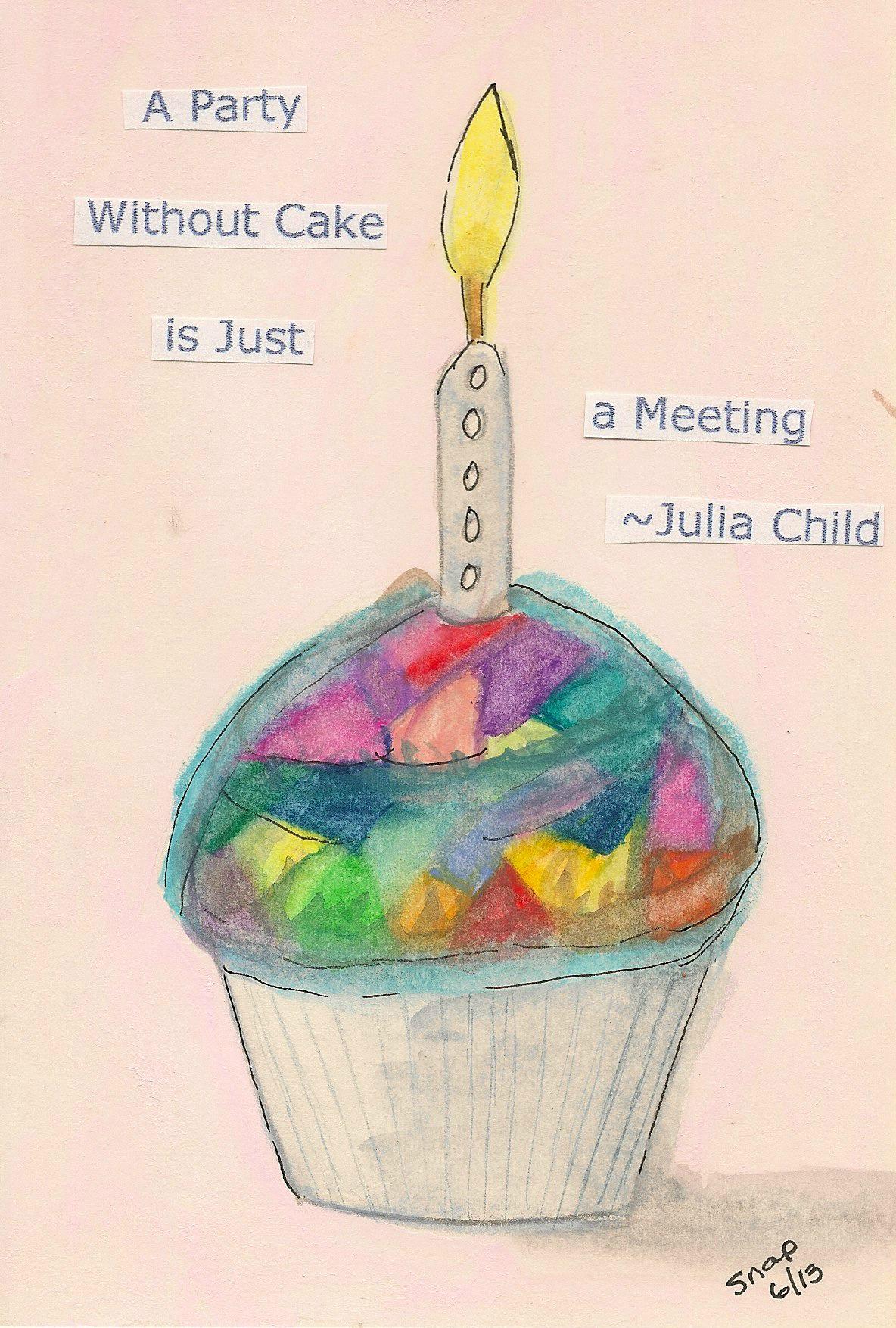 ICAD #3/2013: Cake