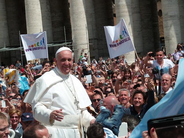 Oggi l'incontro tra Papa Francesco, Peres e Abu Mazen