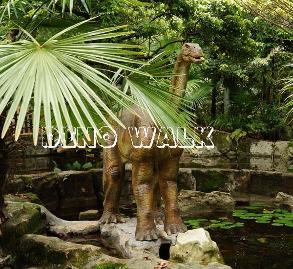 Jurassic Dinosaur Animatronic Exhibits