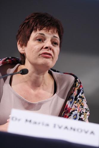Dr Maria Ivanova