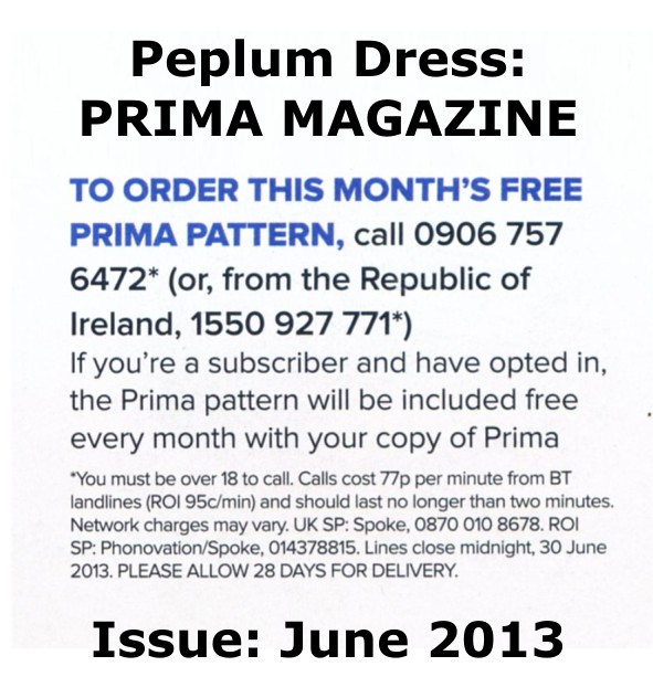 Prima Magazine - Pattern, June 2013 (05)