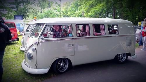 AM-92-69 Volkswagen Transporter kombi 1964
