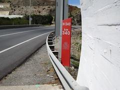 Nacional 340, km 340