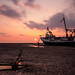 Meols sunset by Paul-Farrell