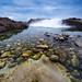 Rock pool, Eyre Peninsula - South Australia by Robert Lang Photography