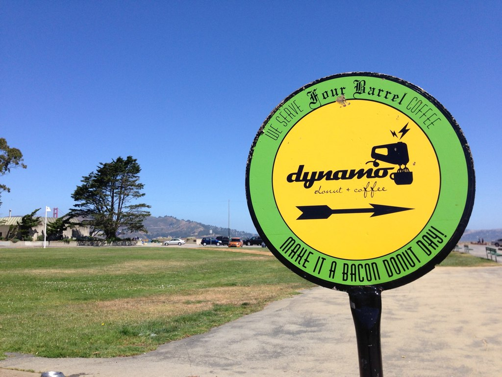 Dynamo Donut @ Little Marina Green