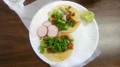 Tacos al Pastor @ Rico's Tacos