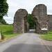 Small photo of Abergavenny Castle Gate