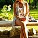Small photo of A beautiful woman profile