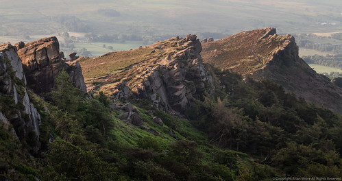 clouds landscape outdoors photography rocks peakdistrict staffordshire gritstone theroaches hencloud uppertier brianshore