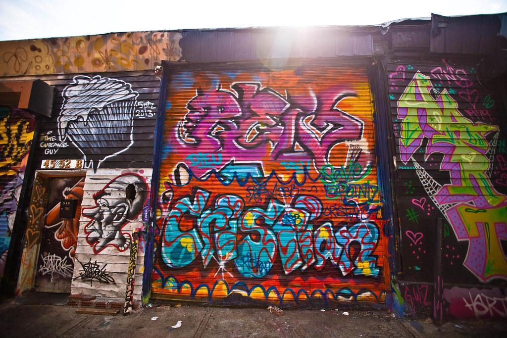 5 POINTZ | Graffiti Mecca | Long Island City, NY