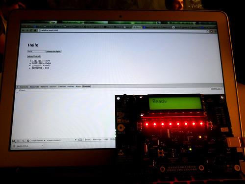 nodebot demo 1: ready
