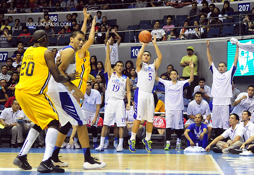 UAAP Season 76: Ateneo Blue Eagles vs. UST Growling Tigers, July 27