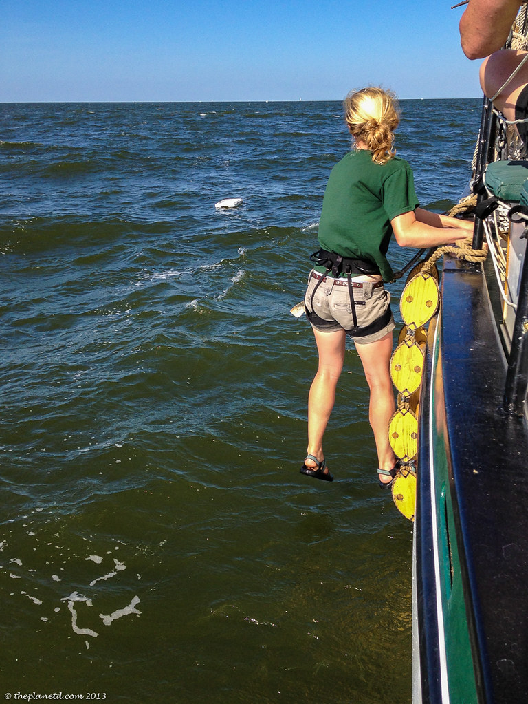 saving a cooler lid from sail boat
