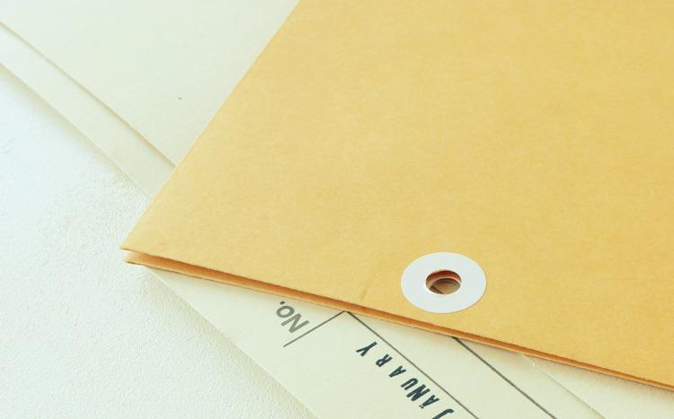 Paper eyelets