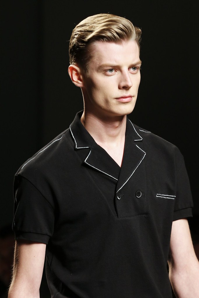 Janis Ancens3122_SS14 Milan Bottega Veneta(vogue.co.uk)